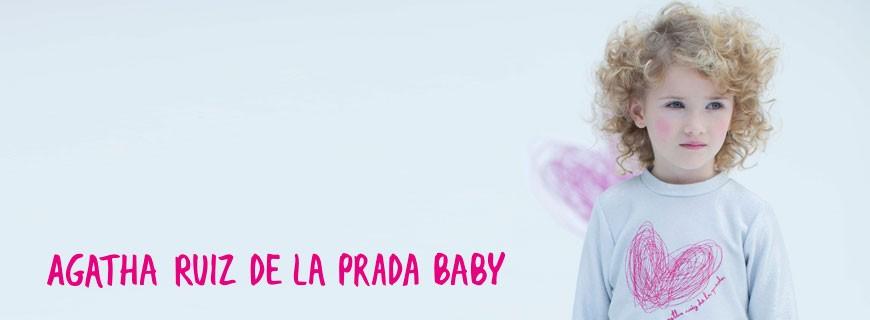 Agatha Ruiz de la Prada Baby Otoño-Invierno 15