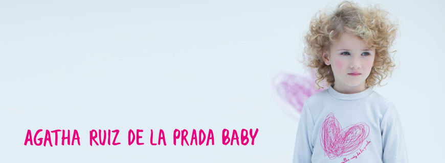 Agatha Ruiz de la Prada Baby Autumn – Winter 15