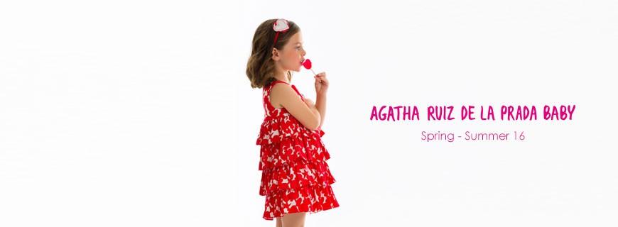 Agatha Ruiz De La Prada Baby Summer 16