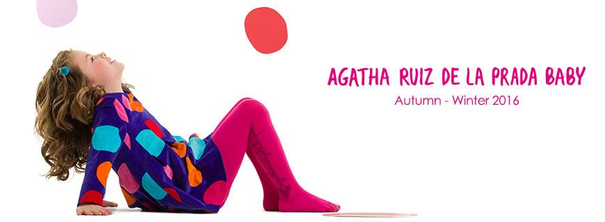 Agatha Ruiz de la Prada Baby Winter 16
